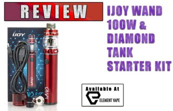 iJOY Wand Pen-Style Mod Kit Review