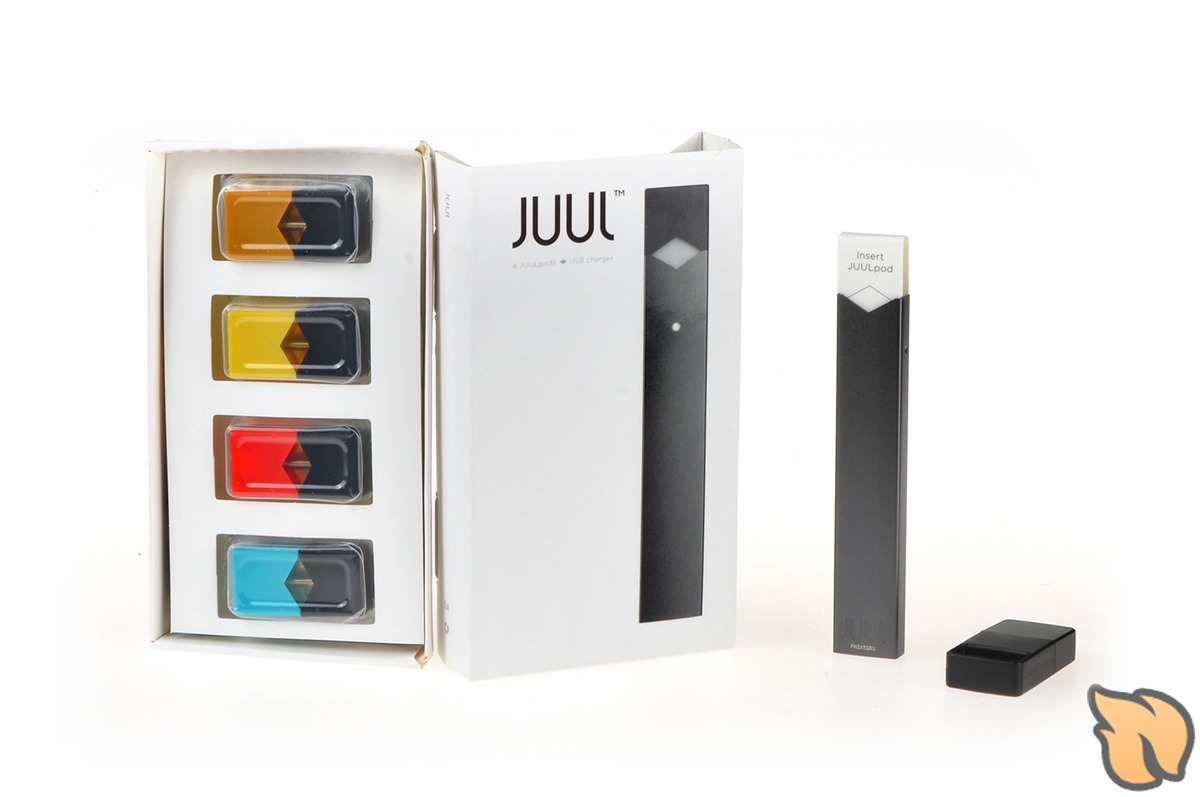 Can We Talk About the JUUL Vaping System? | Spinfuel VAPE