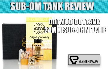 Dotmod dotTank 24mm Review