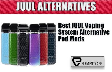 Best JUUL Vaping System Alternative Pod Mods