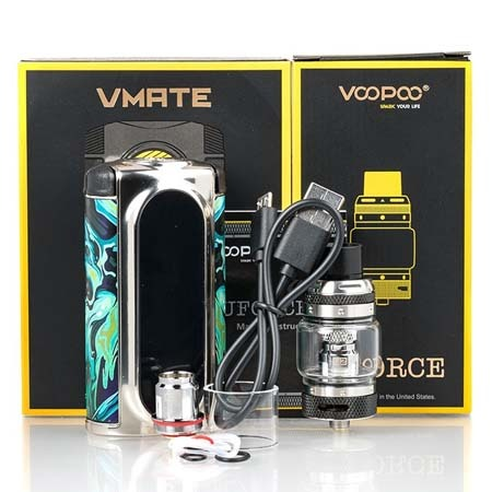 voopoo_vmate_200w_uforce_t1_starter_kit_package_content