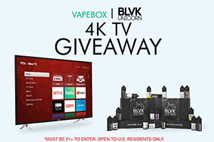 vape subscription and giveaway from vapebox