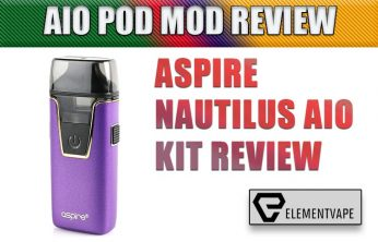 Aspire Nautilus AIO Kit Review