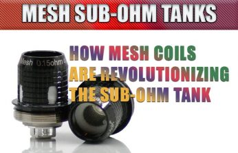 How Mesh Coils are Revolutionizing the Sub-Ohm Tank