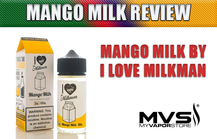 Vaping with Julia – The Case of the Mango Milk