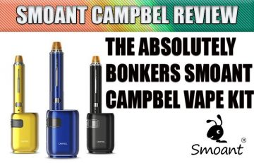 The Absolutely Bonkers Smoant Campbel Vape Kit Review