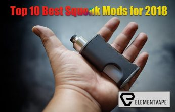 Top 10 Best Squonk Mods for 2018