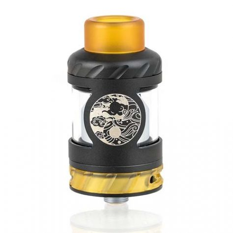 Bruce Pro Caballus 25mm GTA Review by Spinfuel VAPE