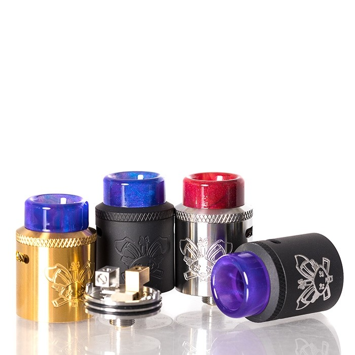 Top 10 Best BF-RDA for Squonk Mods in 2018   Spinfuel VAPE