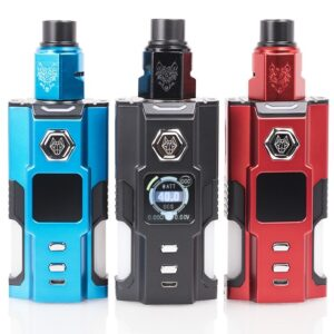 SNOWWOLF VFENG SQUONK 120W TC STARTER KIT