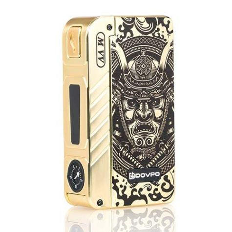 DOVPO M VV Mech-Type Mod Review by Spinfuel VAPE