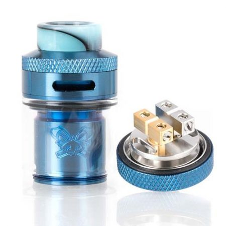 HellVape Dead Rabbit 25mm RTA Review by Spinfuel VAPE