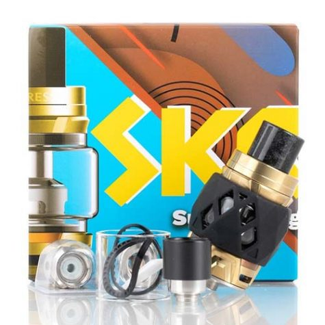 The Spectacular Vaporesso SKRR Sub-Ohm Tank - A Review by Spinfuel VAPE