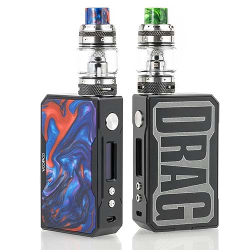 VOOPOO DRAG 2 177W TC STARTER KIT REVIEW BY SPINFUEL VAPE