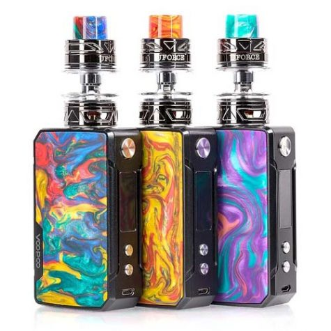 Drag 2 by Voopoo Spinfuel VAPE
