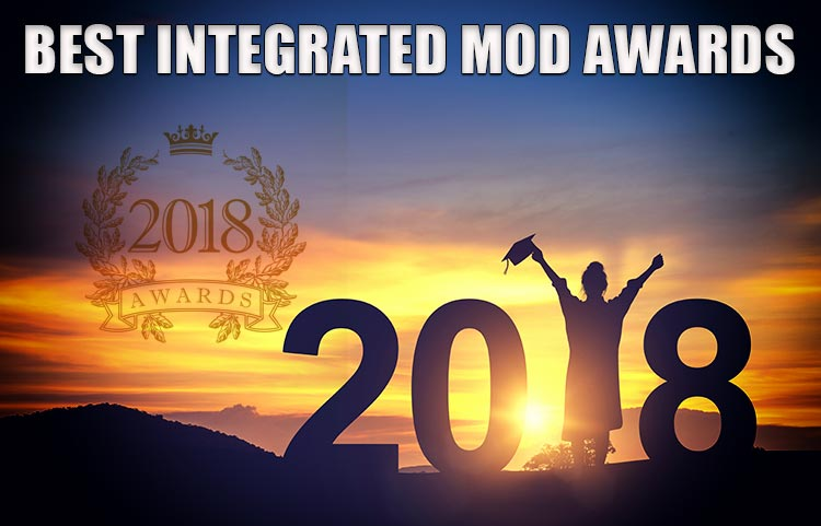BEST INTEGRATED CELL MOD AWARDS