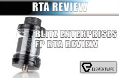 BLITZ ENTERPRISES X TVP FP 30MM RTA