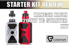 Kanger XLUM Kit Review