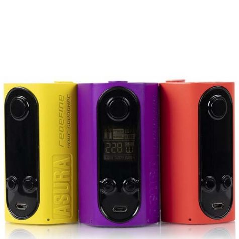 hugo_vapor_asura_228w_2-in-1_squonk_box_mod_all_colors