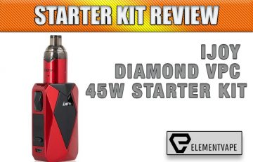 iJOY Diamond VPC Kit Review