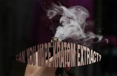 Can You Vape Kratom Extract?