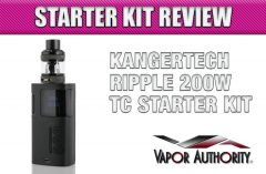 RIPPLE 200W by Kangertech - a Review