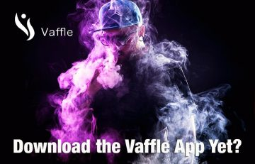 Downloaded the Vaffle App Yet?