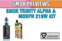 PREVIEW of the SMOK Vape Pen Plus AIO   Spinfuel VAPE