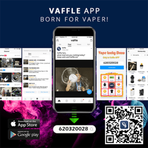 Vaffle: Instagram for Vapers?