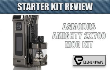 Asmodus Amighty 2X700 Mod Kit Review Feature Image