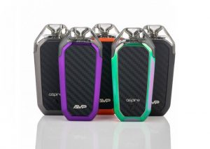 Aspire AVP AIO Pod Mod Kit Review