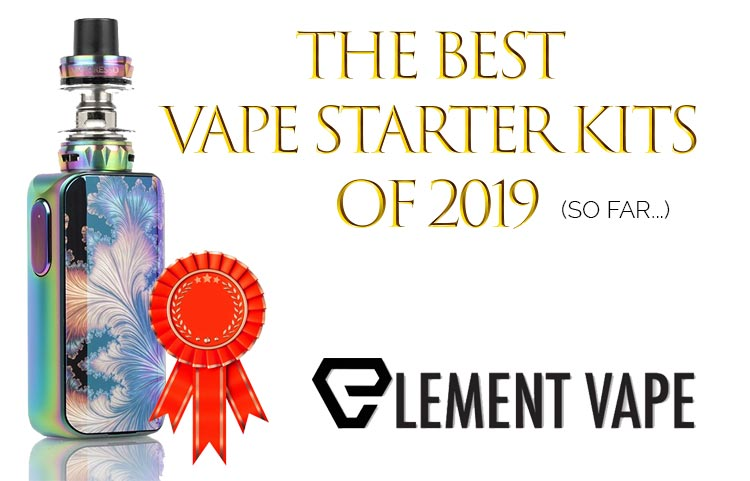 Best Vape Starter Kits 2019 Vaporesso LUXE ZV 200W Limited Edition Starter Kit BEST KIT FOR 2019