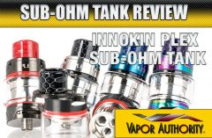Innokin Plex Sub-Ohm Tank Review
