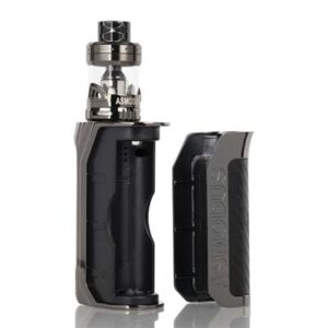 Asmodus Amighty 2X700 Mod Kit Review Battery Back