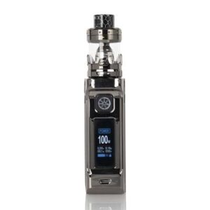 Asmodus Amighty 2X700 Mod Kit Review Front View