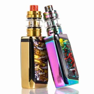 Gold Rainbow SMOK Morph 219W Kit Review – A Second Opinion
