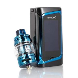 Blue SMOK Morph 219W Kit Review – A Second Opinion