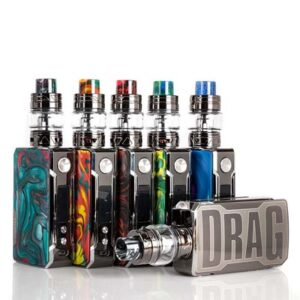 VOOPOO DRAG PLATINUM EDITION ALL COLORS