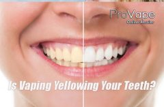 Teeth - Is Vaping Yellowing Your Teeth?