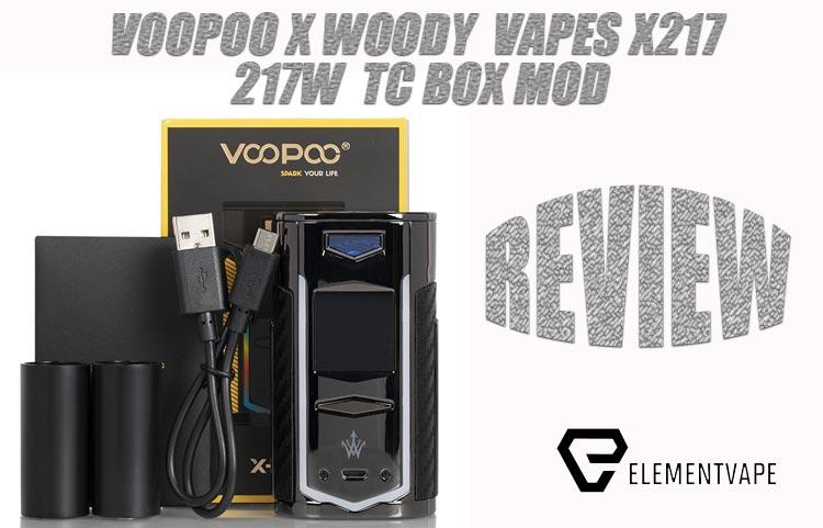 Voopoo X-217 the Best Vape Mod of 2019? | Spinfuel VAPE