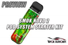 SMOK NOVO 2 REVIEW BY Spinfuel VAPE