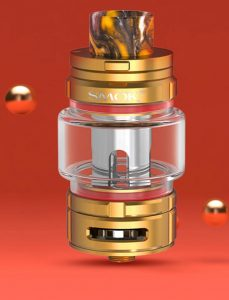Let's Talk Coils The SMOK TFV16 Mesh Sub-Ohm Tank uses a new coil series that are optimized for full flavor and wicked cloud production. It uses a new Honeycomb-shaped mesh coil, and comes with resistances of 0.17ohms, 0.12ohms, and 0.15ohms, using single, dual, and triple mesh coil structure. The TFV16 Replacement Coils are threaded at the base ensuring a tight and reliable seal. Each pack of replacement coils comes three (3) to a pack. Packs are currently $15.95 at Element Vape.