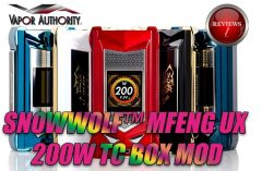 FEATURE IMAGE OUMIER Rudder 200W Box Mod Revisited
