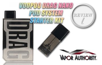 Is the VooPoo Drag Nano Pod Mod the Best Ultra-Portable Around? Maybe...