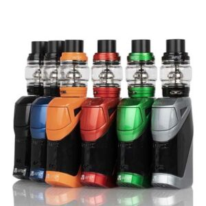 AVAILABLE COLORS VAPTIO IRONCLAD 50W STARTER KIT