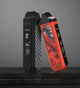 SIDE BY EACH - SMOK RPM40 Brings Box Mod Features to Pod Vape System