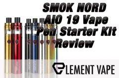 SMOK NORD AIO 19 Mod Kit Review