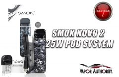 SMOK NOVO 2 Pod Vape Review – The Best of SMOK?