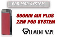 Suorin Air Plus Pod Mod Review