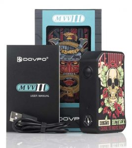 Packaging for the Dovpo M VV 2 II Mod